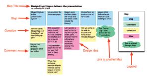 scenario map structure